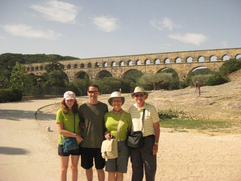 Standing on Gard