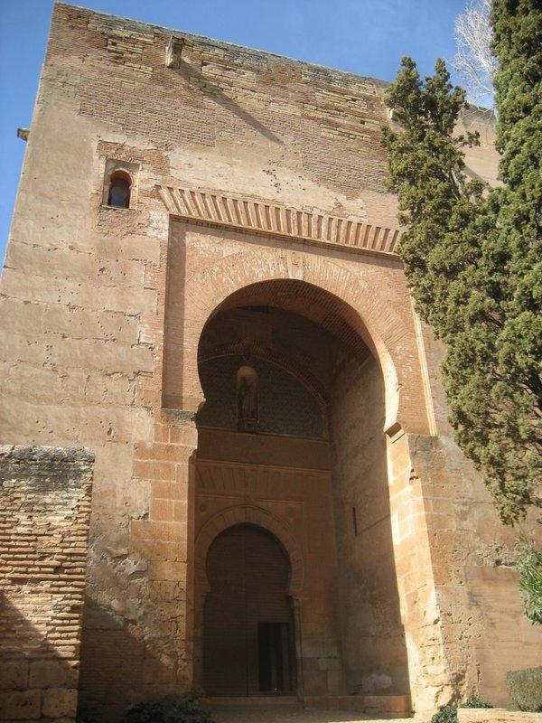 Justica Gate, Alhambra