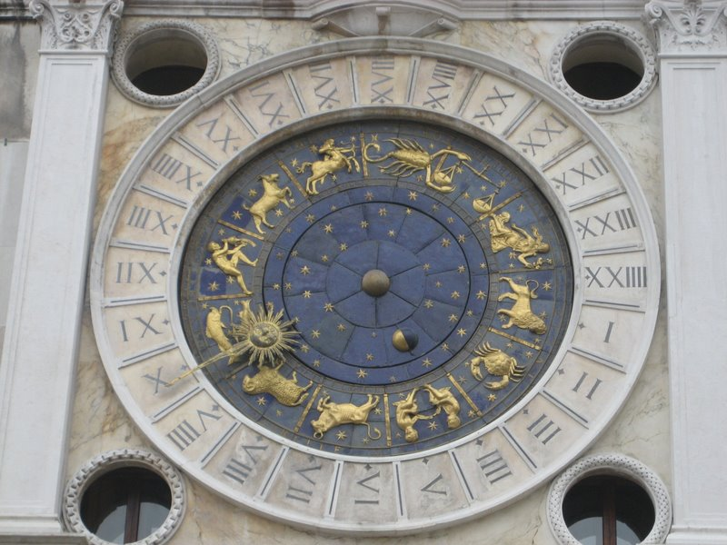 Clock-Tower Detail