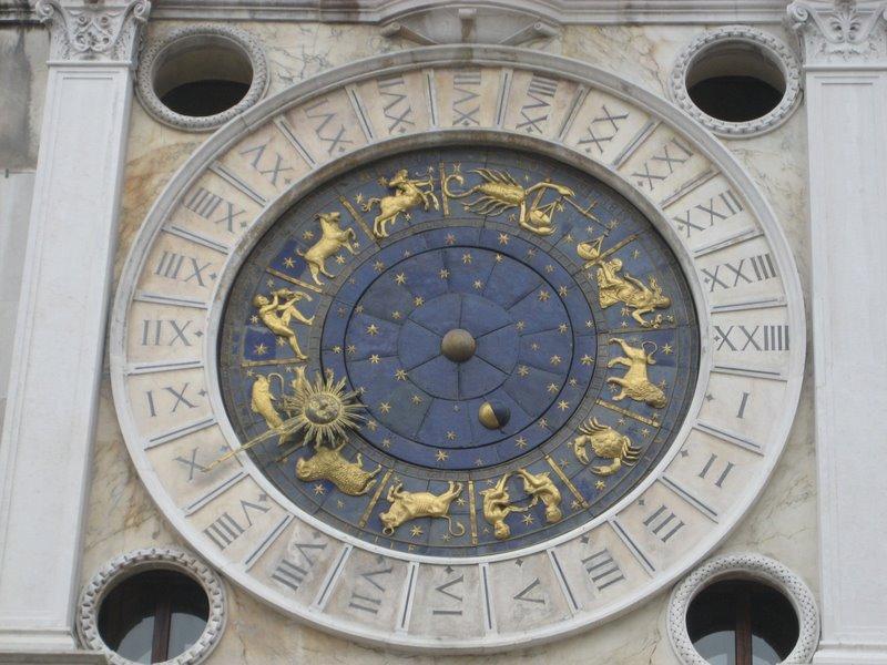 Clock-Tower Detail