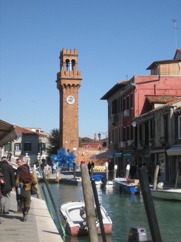 Murano Clock Tower