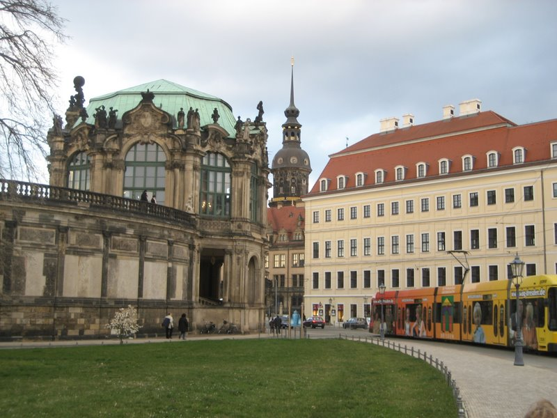 Saxony and Streetcars
