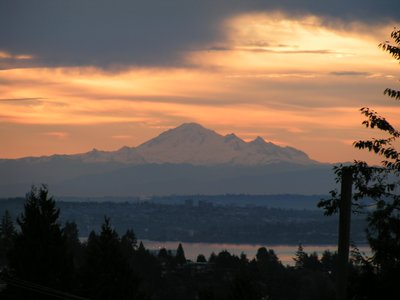 Mt Baker