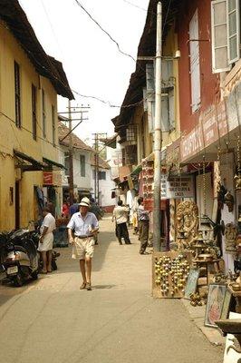 Cochin, Jew town