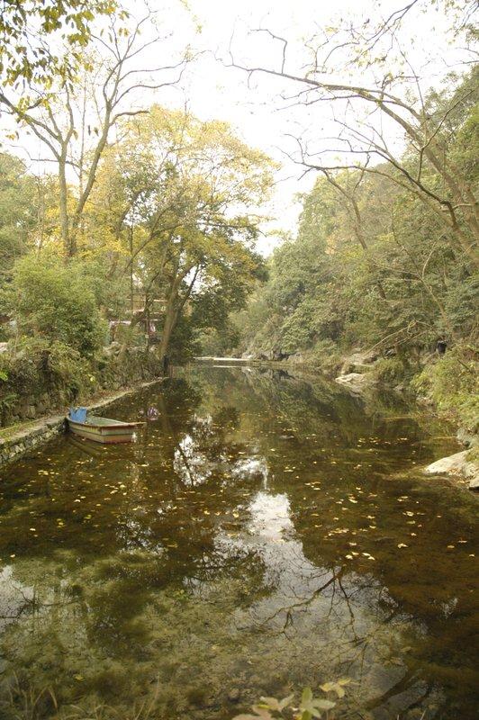 LingYin Scenic area