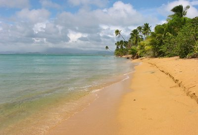 Green Beach, Vieques
