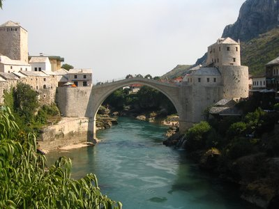 Mostar, Old Bridge