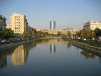 River view Bucharest