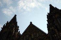 prague castle / cathedral