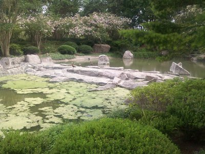 Japanese Garden in Houston