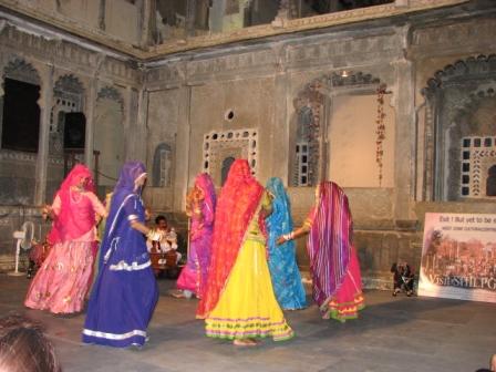 Rajasthan Dancing