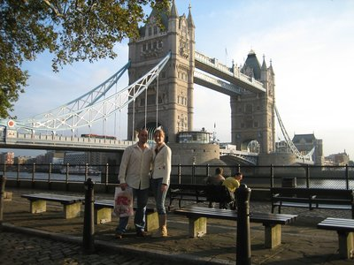 Tower of London Bridge