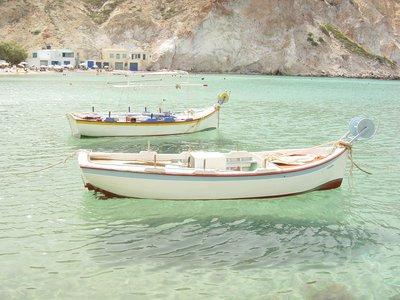 MILOS ISLAND-GREECE