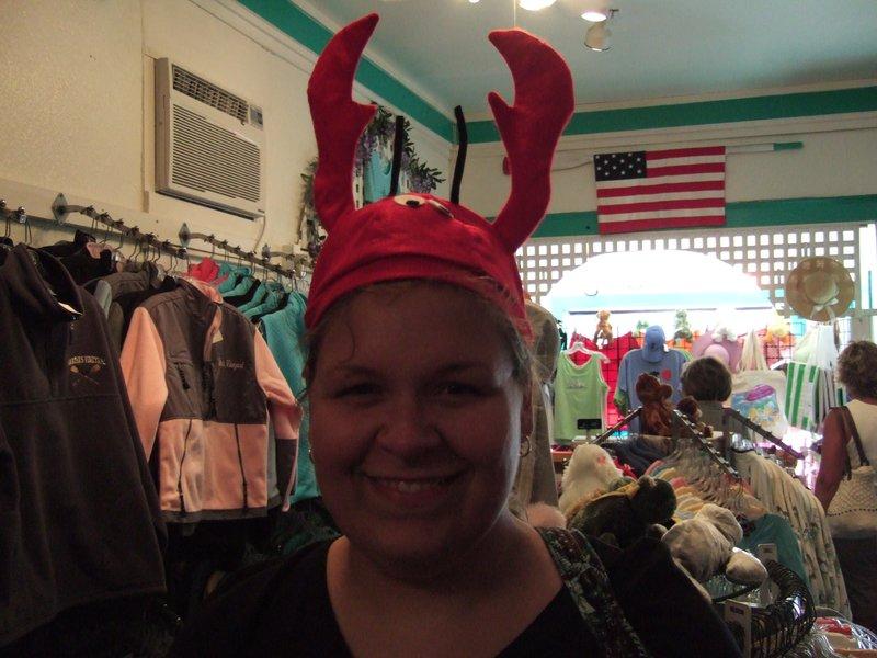 Crabby Hat!