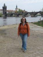 Me and the Charles Bridge