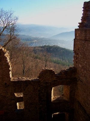 Altes Schloss view
