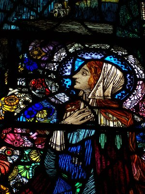 Harry Clark Window Detail 2