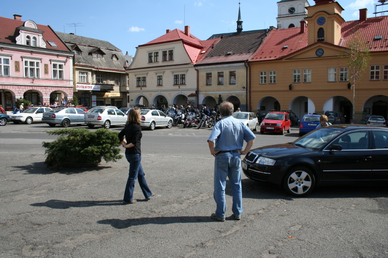 saturday town square