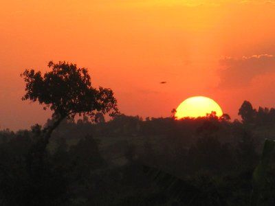 Khalaba sunset