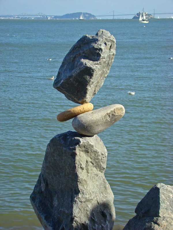 Rock-Sculpture-Sausalito