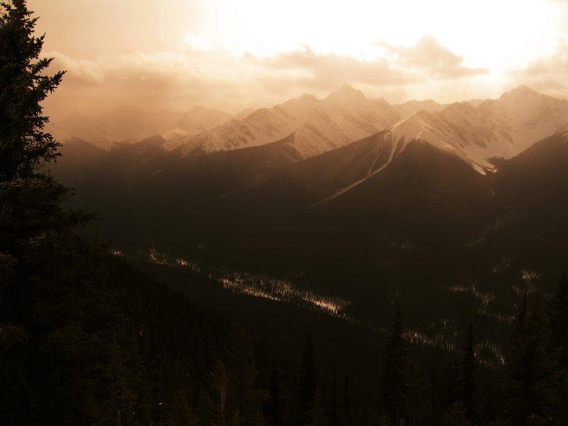 Beyond Banff