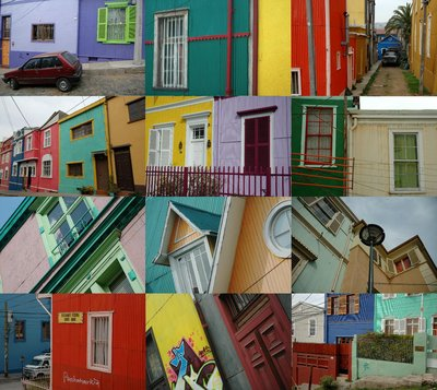 Valparaíso - Casas en Cerro Concepción