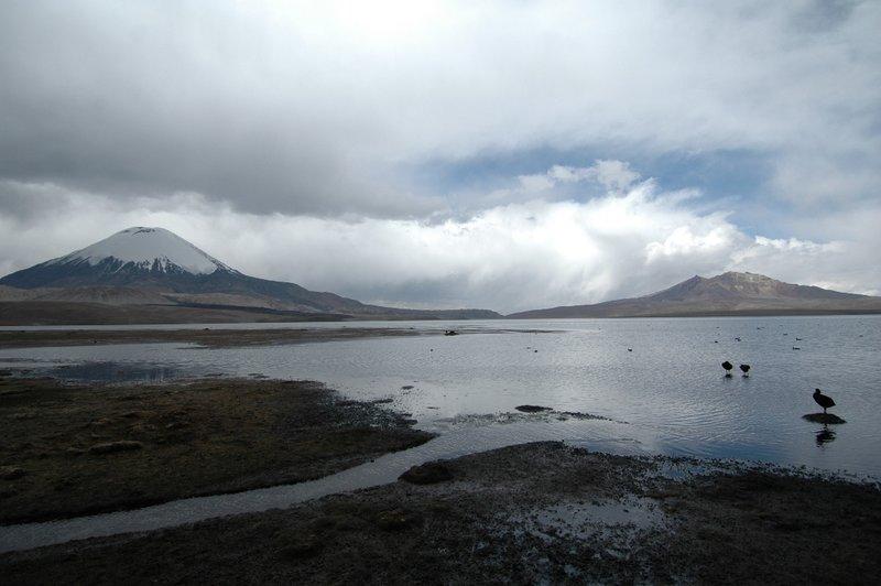 Lago Chungará