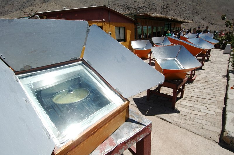 Solar Food!