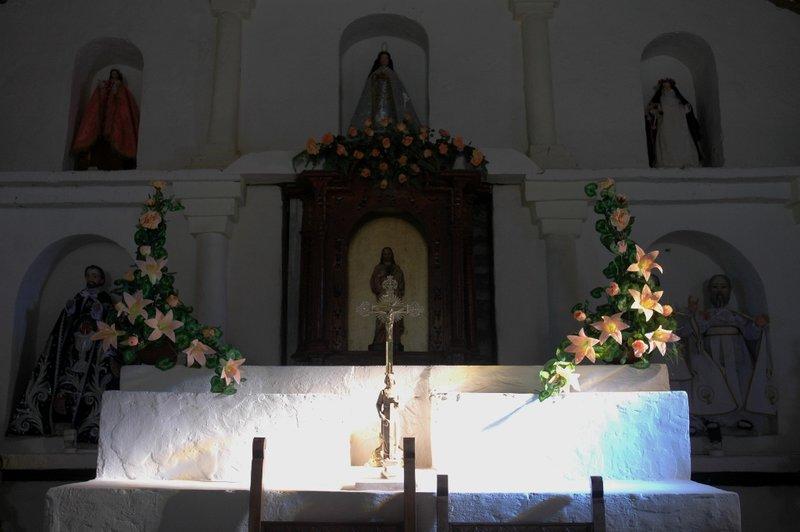 Iglesia en Toconao