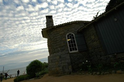 Neruda's House at Isla Negra
