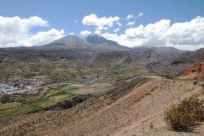 Putre, Chile