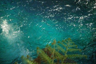 Agua de los Ojos de Caburgua