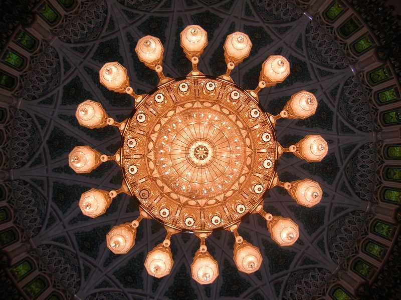 WORLD'S LARGEST CHANDELIER