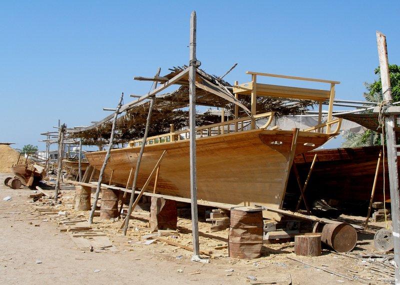 Al Bateen Dhow Yard 1