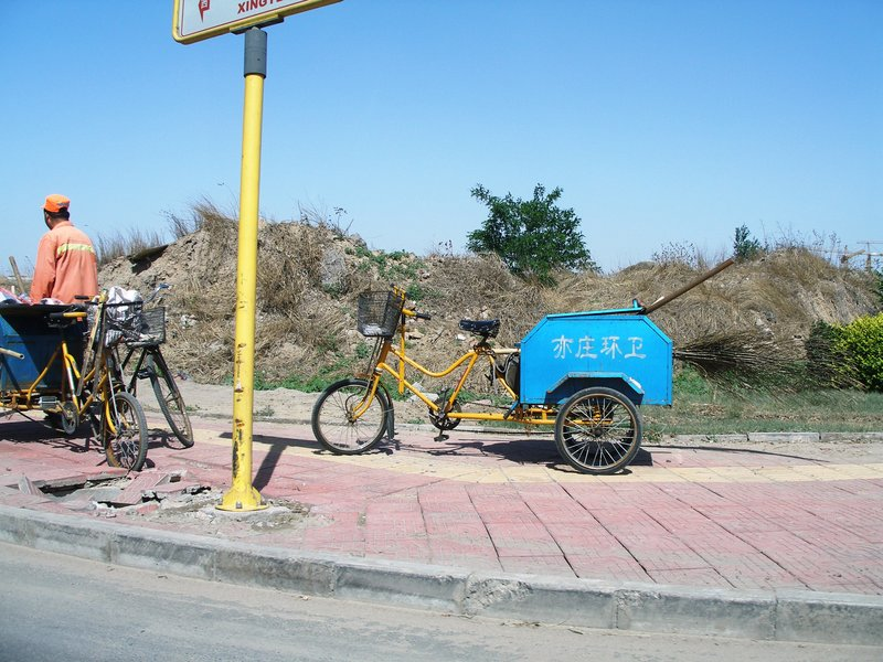 Beijing Street Sweepers