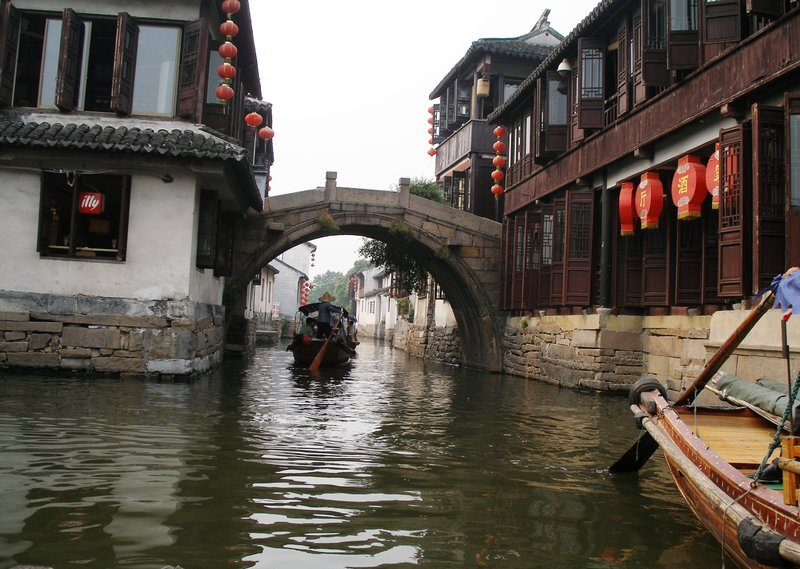 Zhou Zhuang Water Village 2