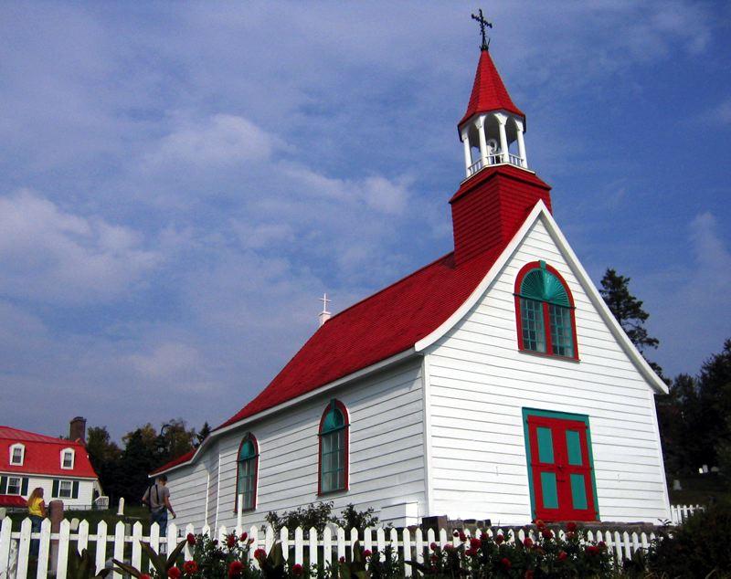 Petite Chapelle de Tadoussac