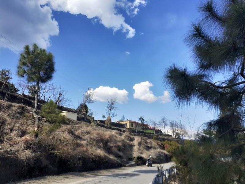 Clouds gathering, cooler weather ahead