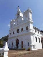 S.E. Cathedral, Old Goa