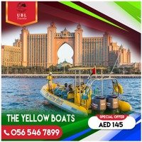 Tellow Boats Ride