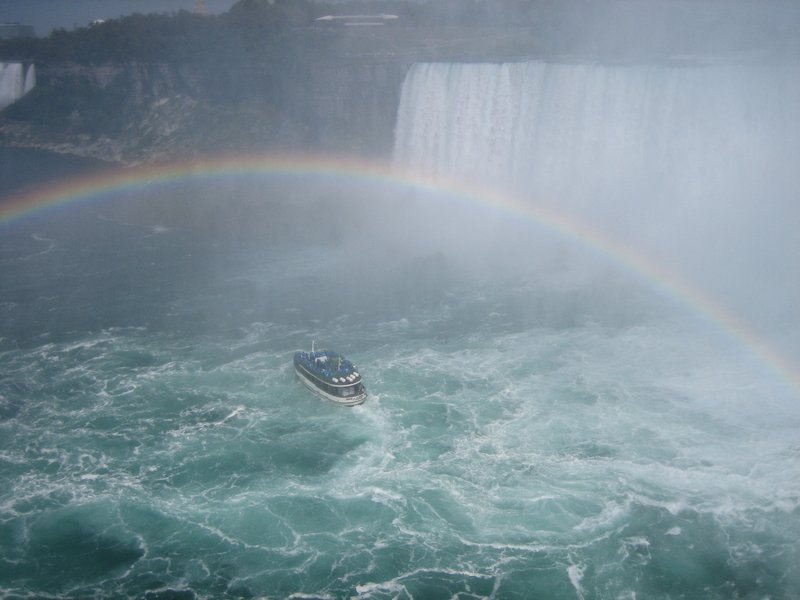 Niagra Maid in the Mist