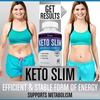 Keto Slim Ingredients: Are They Safe And Effective?