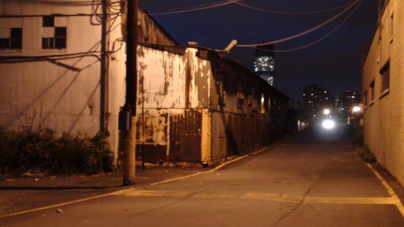 Ghetto in Jersy City