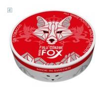 White fox pouches