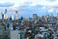 New York City, Evening