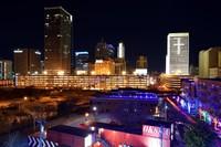 Downtown Oklahoma City, Night