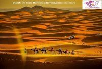 Deserto do Saara Marrocos @travelinginmoroccotours