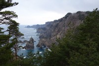 Japan - Kitayamazaki Coast