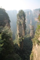 China - Zhangjiaie