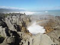 New Zealand - Pancake Rocks